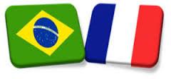 brasil x franca