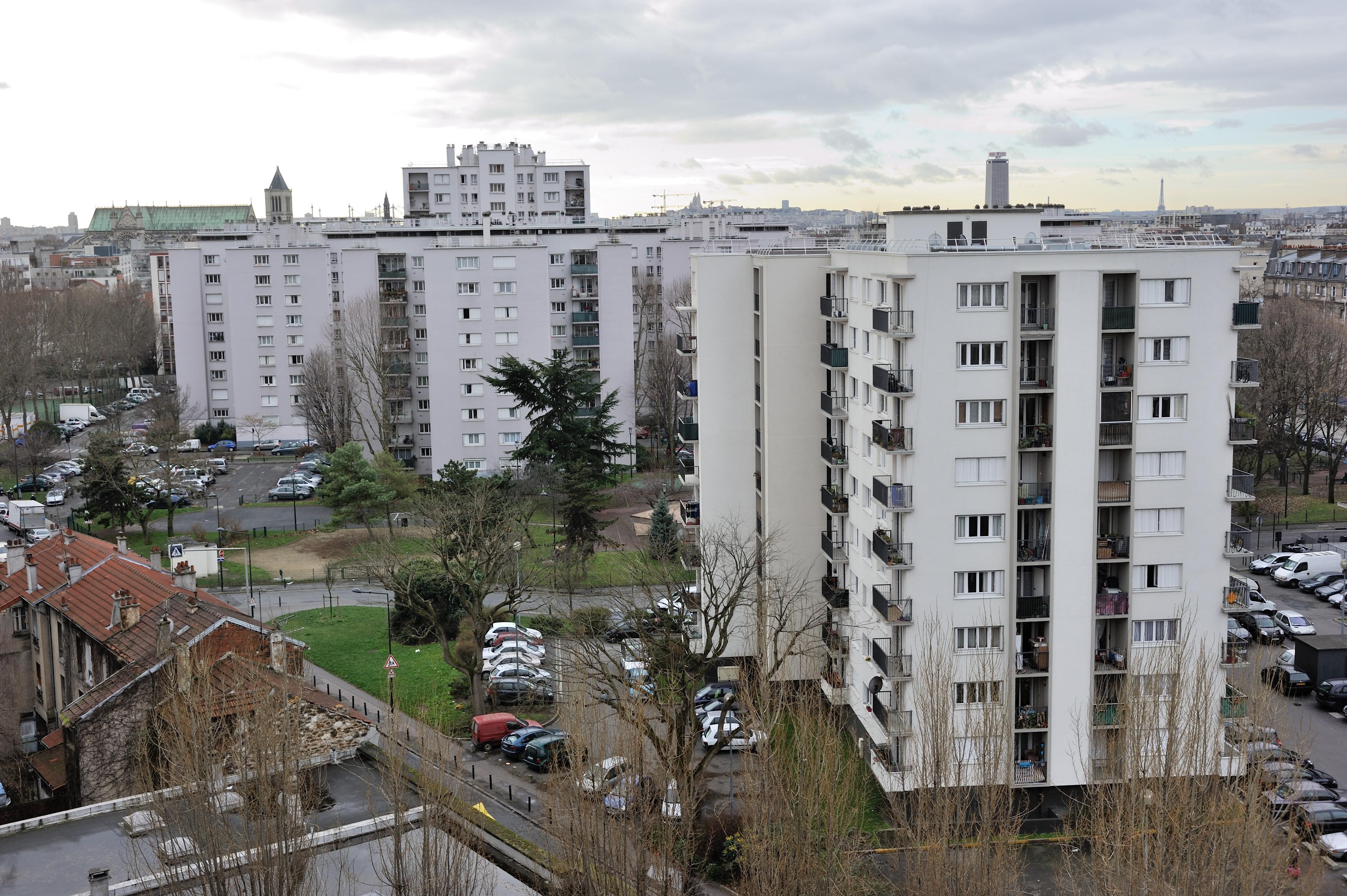 bairros pobres franceses